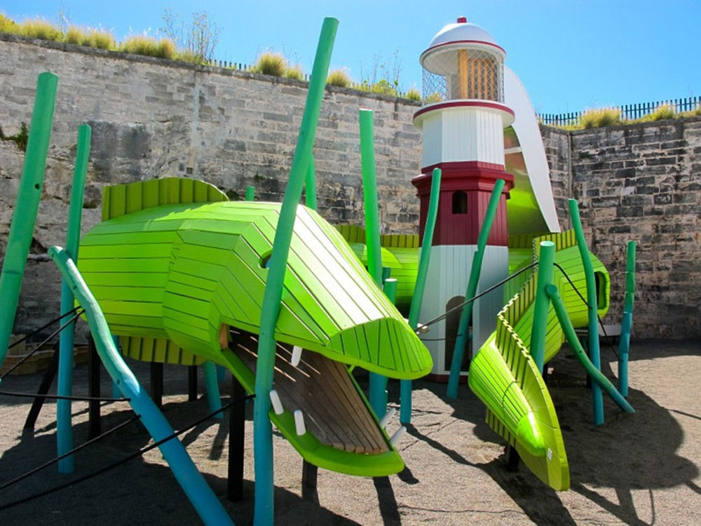Innovative New Playscape Designs by MONSTRUM Appear in Playgrounds Around the World