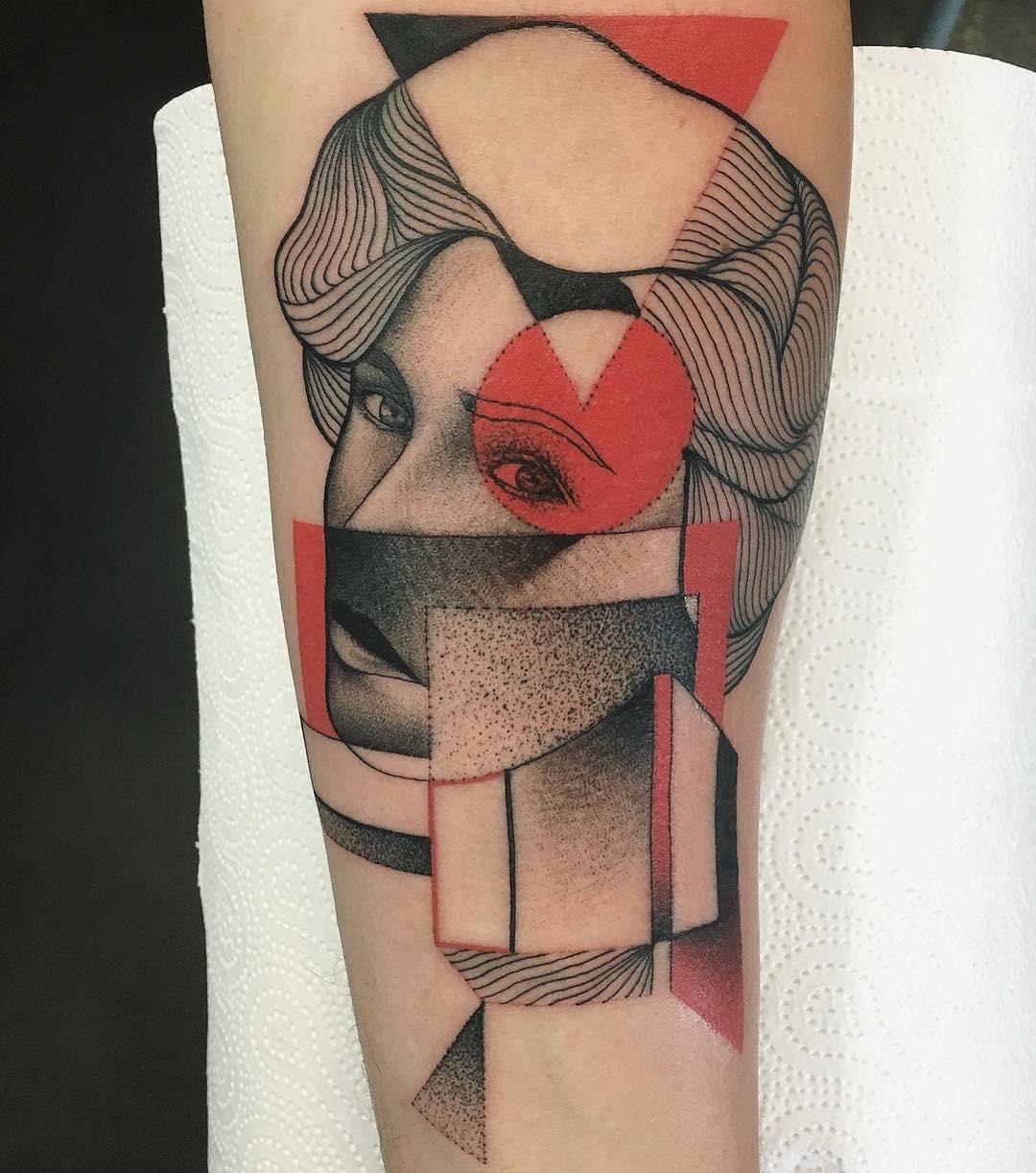 Poetic Tattoos by Mariusz Trubisz
