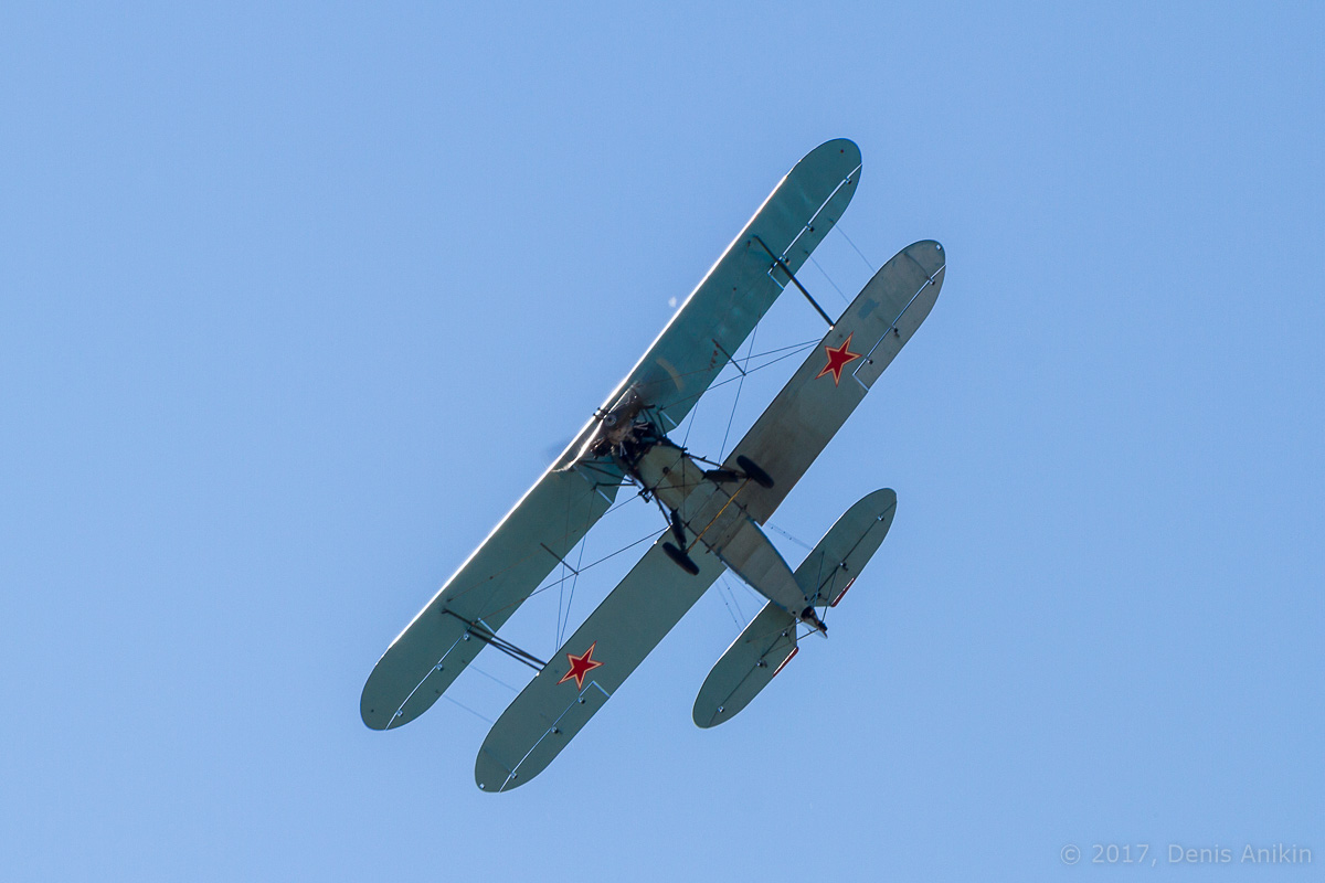 Поликарпов По-2 (У-2) фото 10