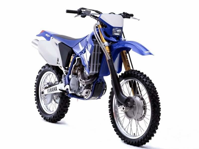 Компания Yamaha патентует полный привод для внедорожного мотоцикла
