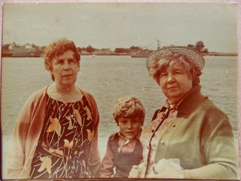 Мама 1940-е - 1980-е