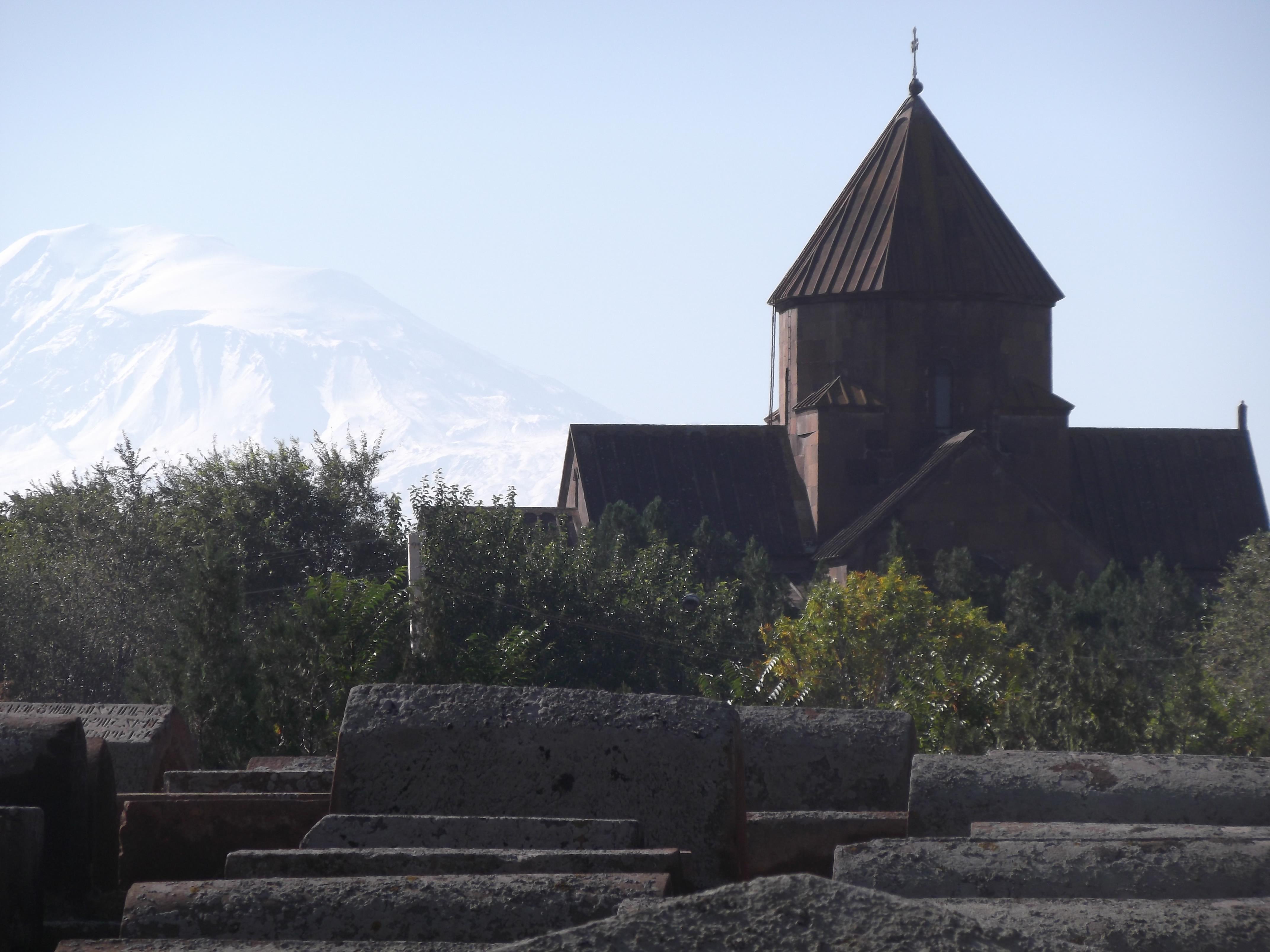 Из Осетии в Трабзон через Армению и Грузию
