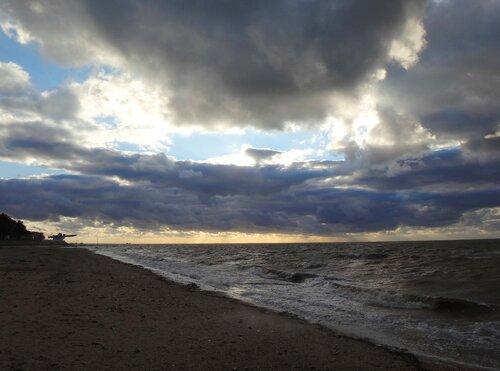 В небесном театре ... На финише октября, в городе у моря Азовского. (56).JPG