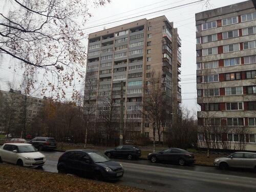 ул. Софьи Ковалевской 14к1