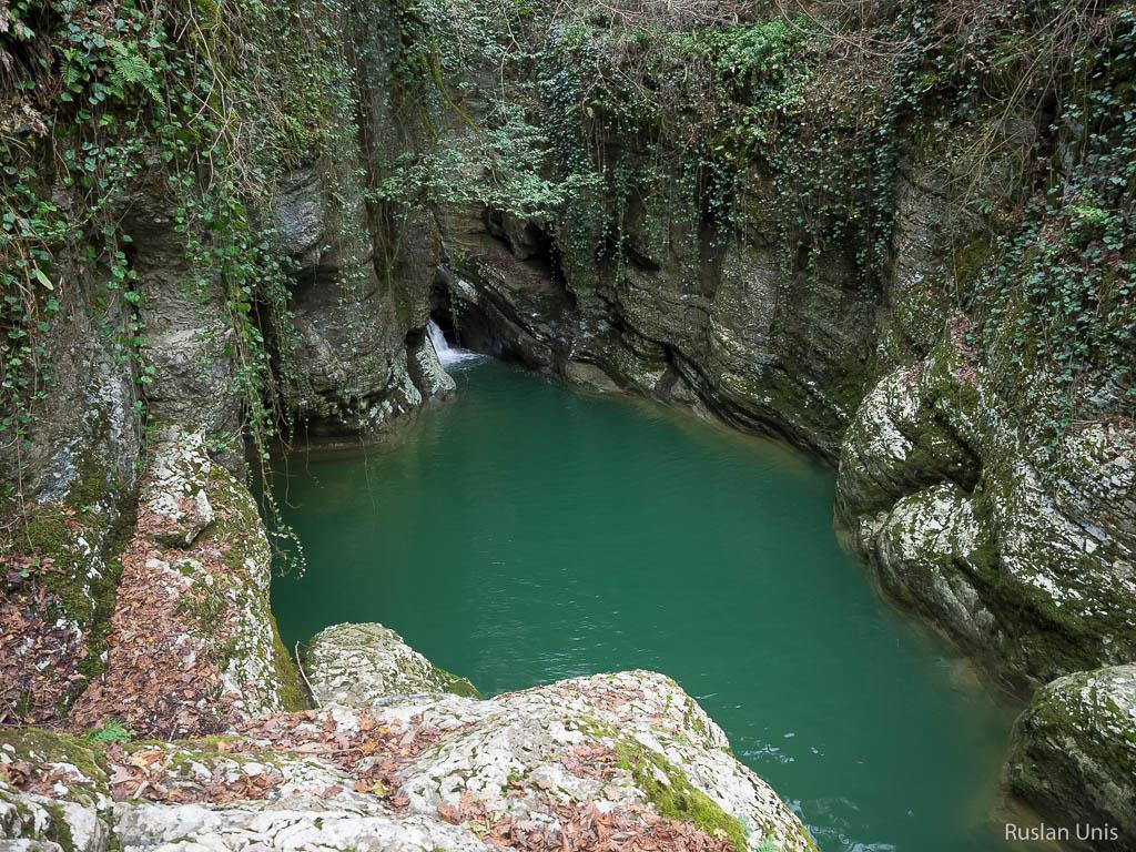 Агурское ущелье