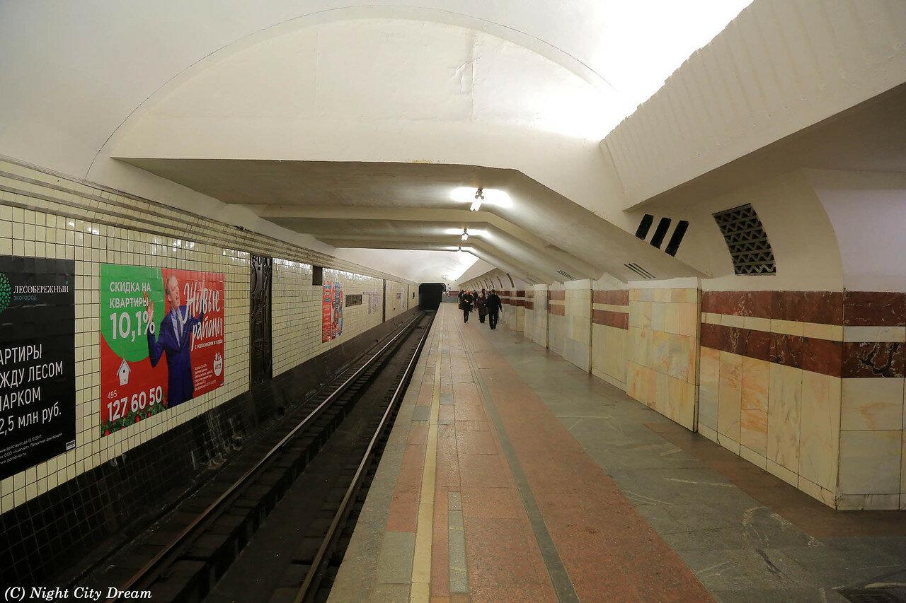 Выходы из метро таганская радиальная фото