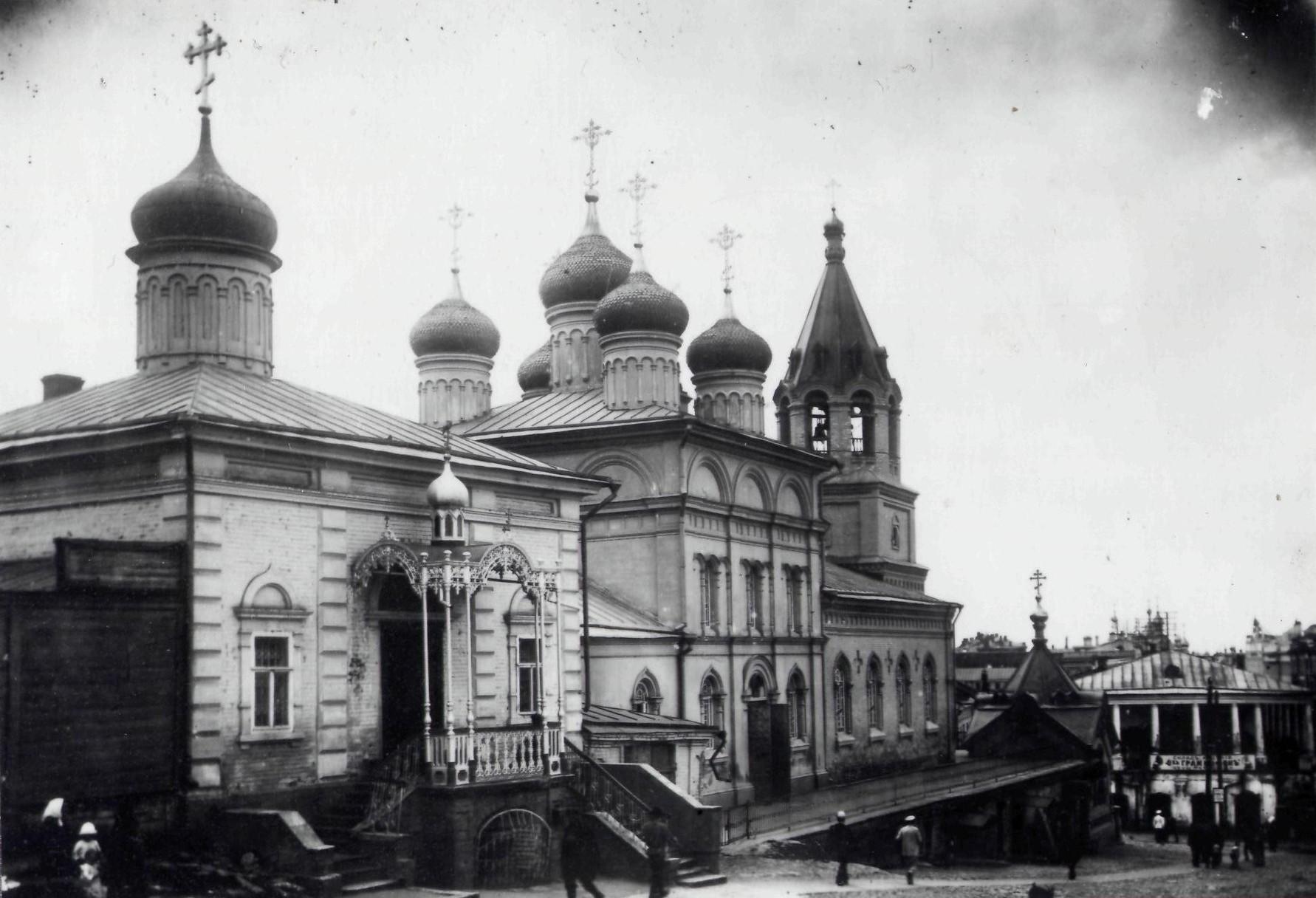 Комплекс Предтеченской церкви