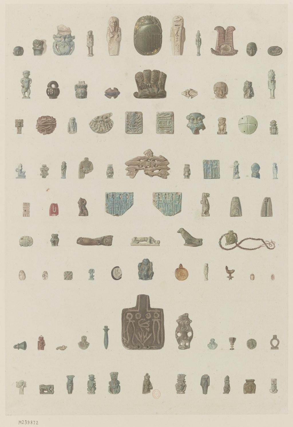 Коллекция антиквариата