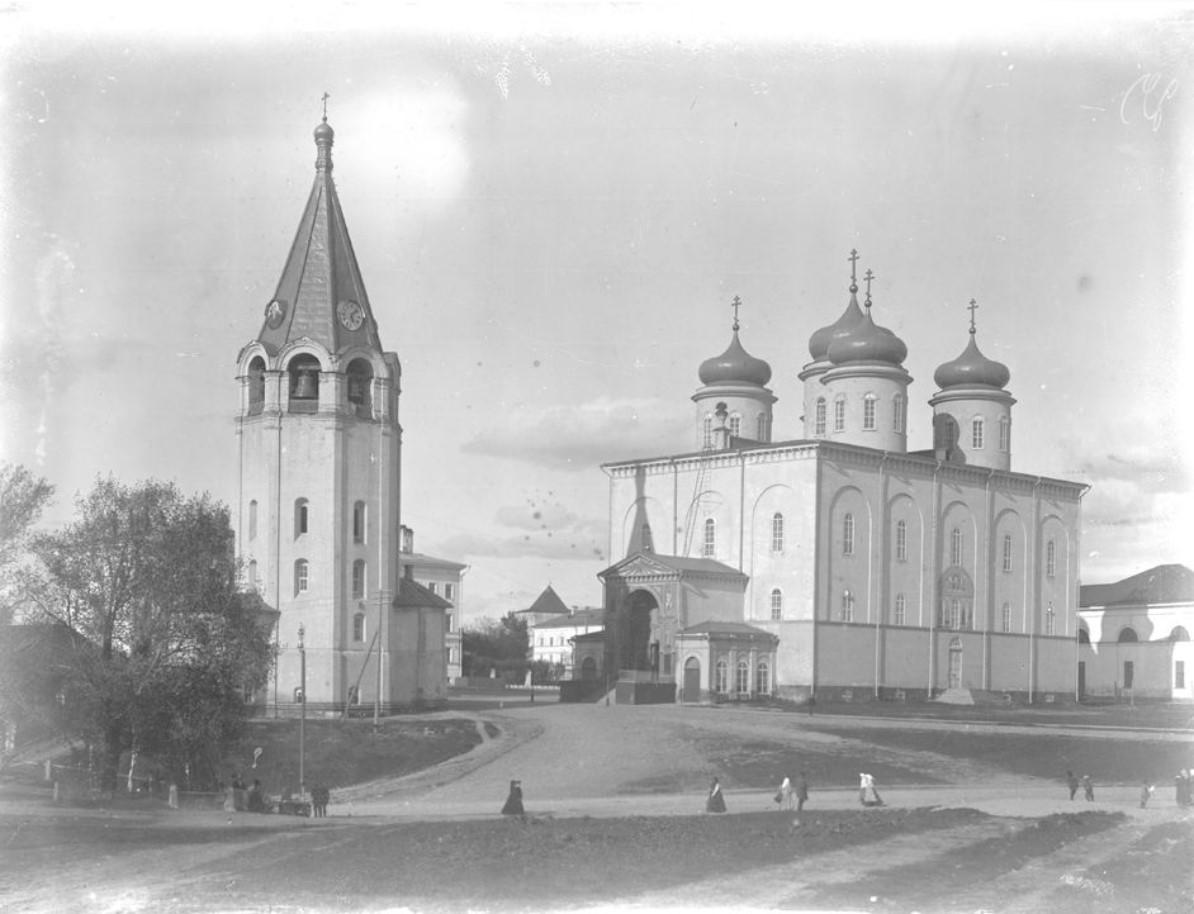 Кафедральный собор в Нижегородском кремле