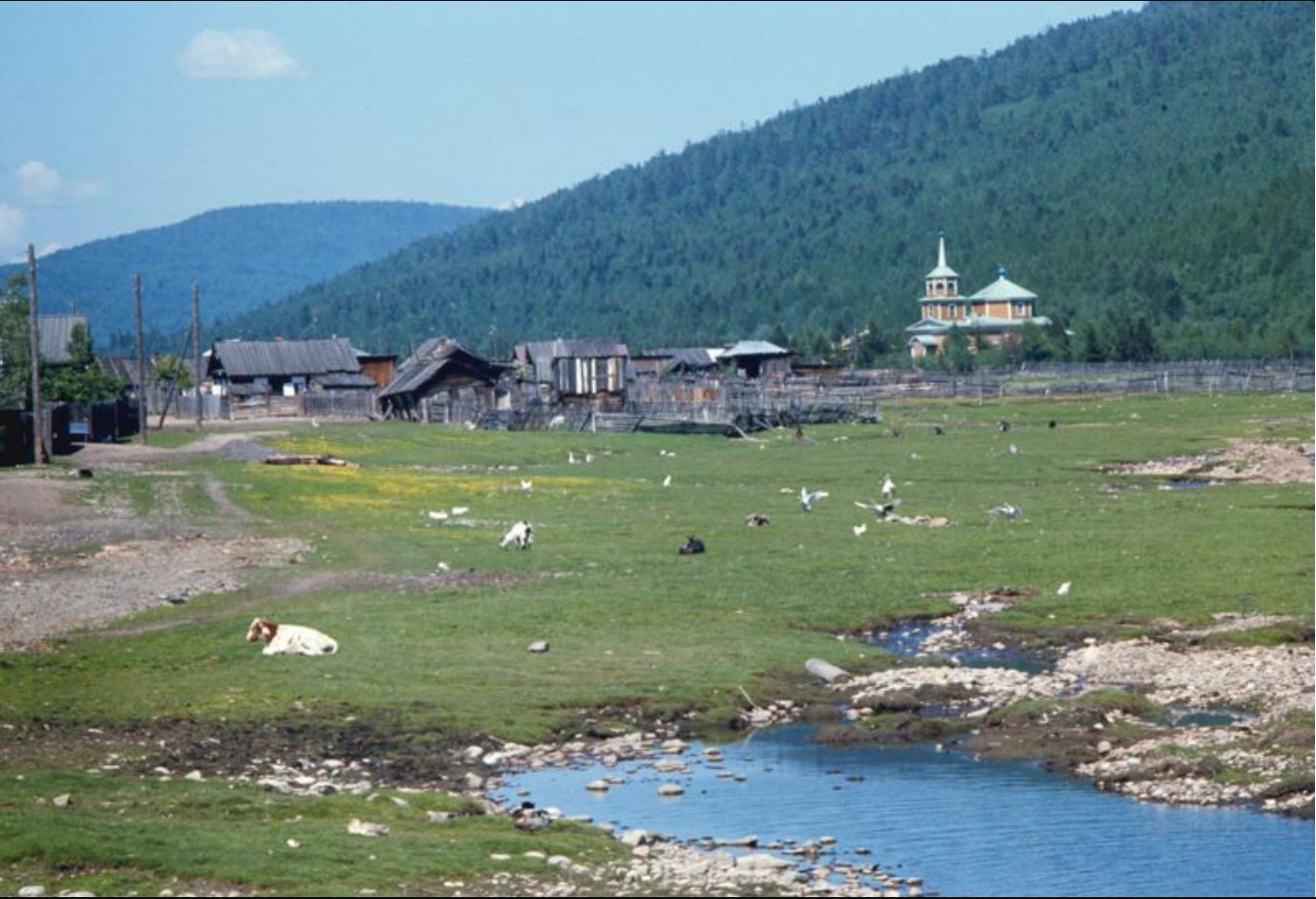 Село Николы