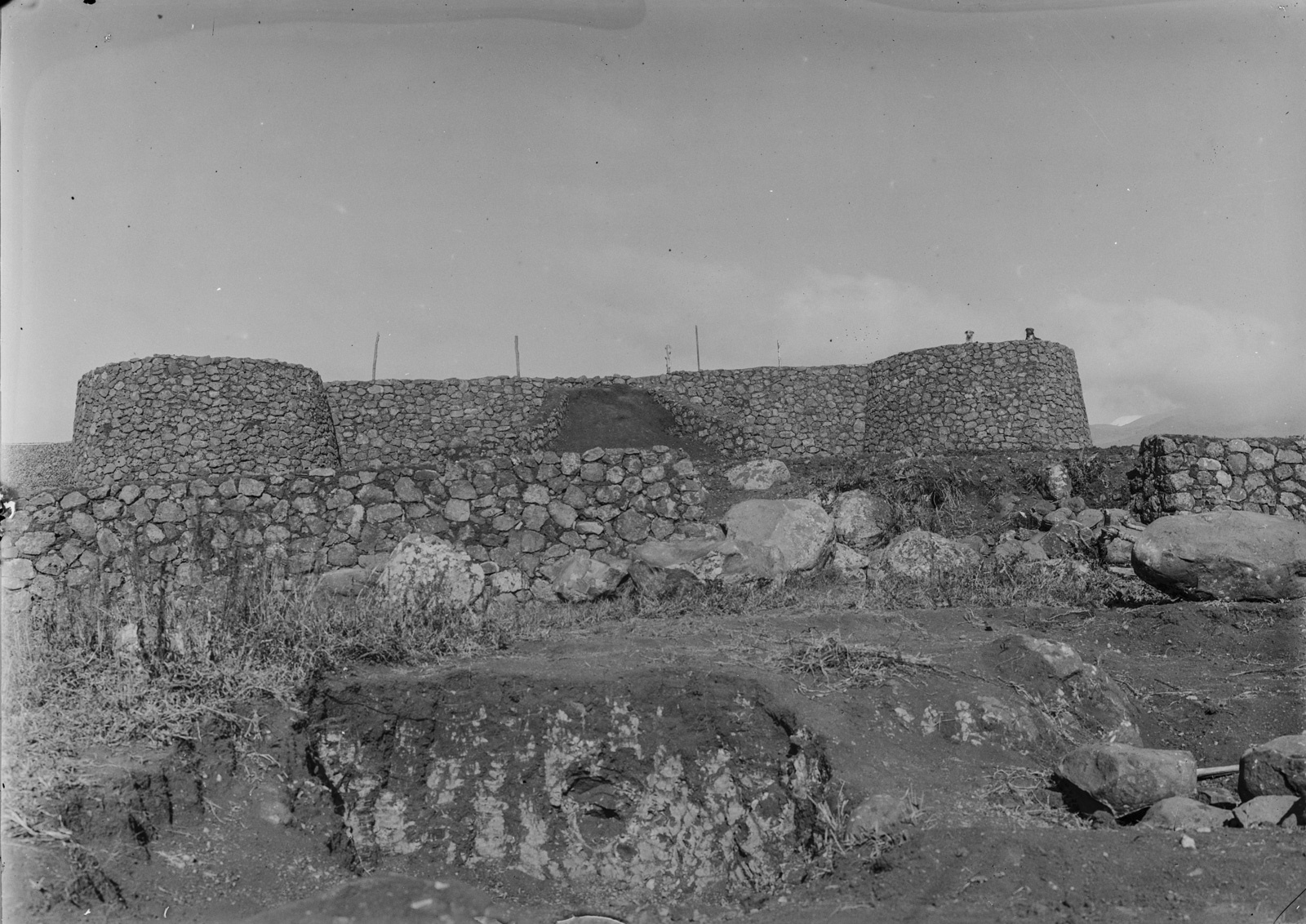 162. Крепость в районе Марангу