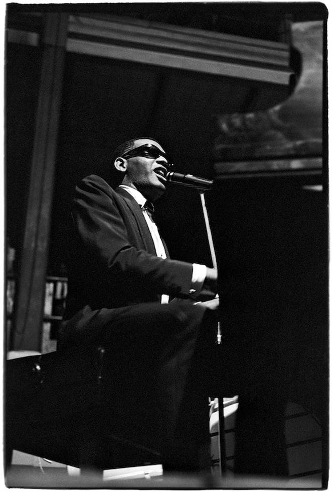 1964. Рэй Чарльз