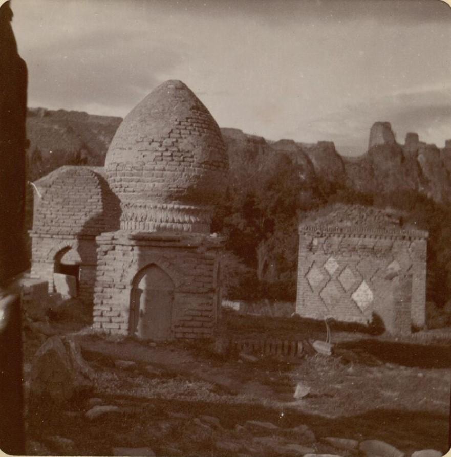 13. Магометанское кладбище