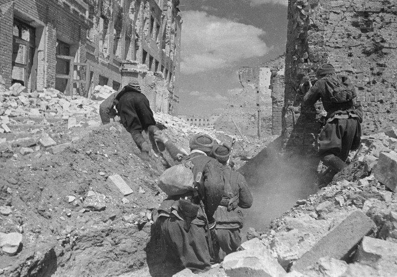 «Красная звезда», 29 сентября 1942 года, Сталинградская битва, сталинградская наука, битва за Сталинград