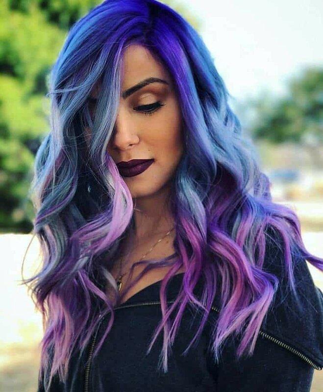 Ультрафиолетовый цвет года