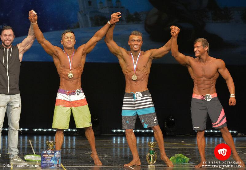 Категория: Пляжный бодибилдинг 174см. Чемпионат России по бодибилдингу 2017
