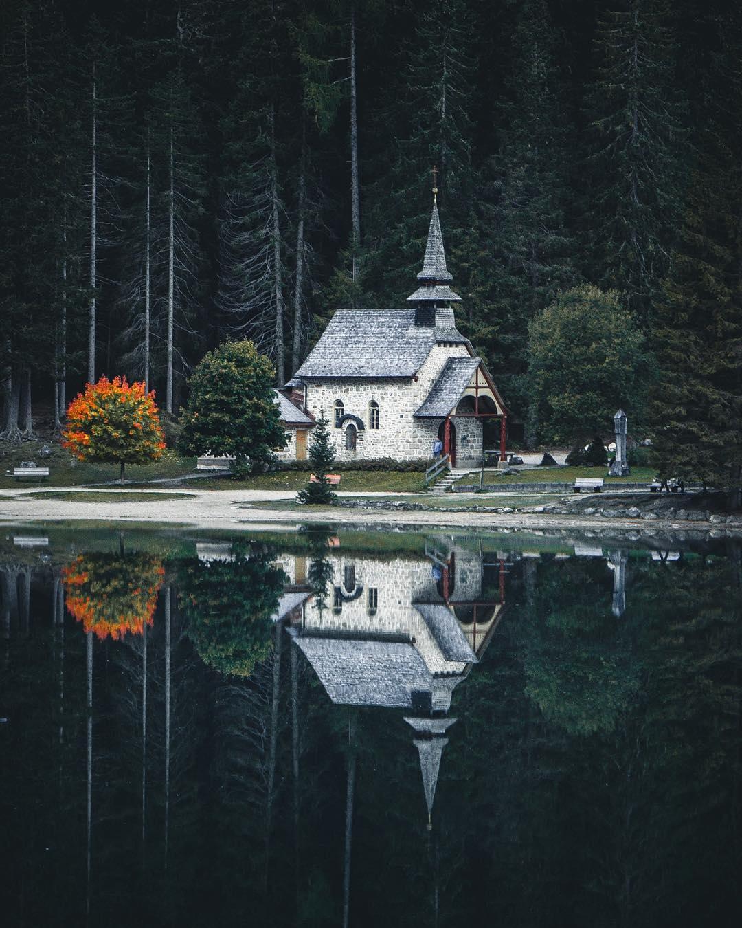 Удивительные путешествия и пейзажи на фото Янни Лааксо