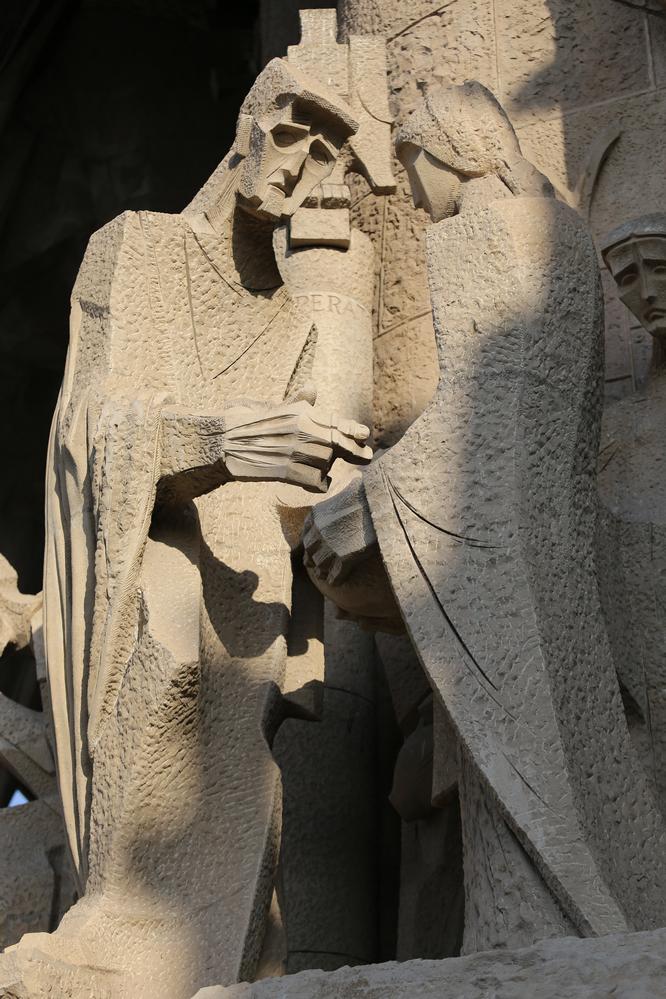 Тень «революционного» ветра Барселоны (октябрьское путешествие в Барселону, Фигейрос, Жирону и Монтсеррат)