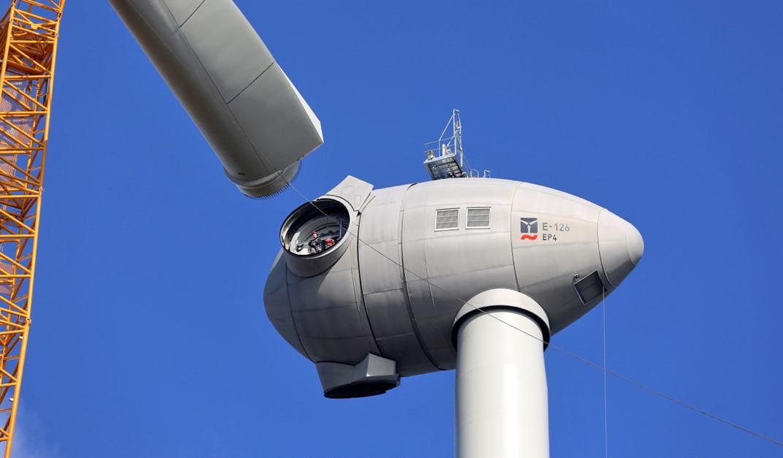 Cамый большой ветрогенератор в мире