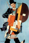 Иван Пуни «Универсальный музыкант» 1921 г.