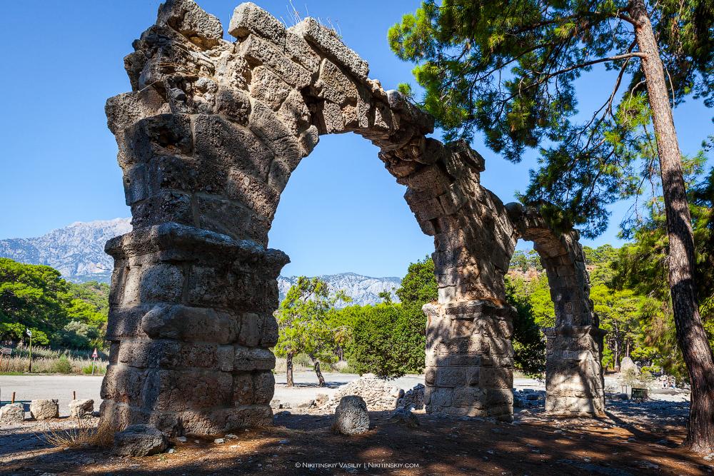 Древние города: Фаселис