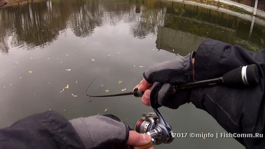 Cara Noble II Trout Nano S-632 EUL. То или не то? (c)minfo, FishComm.Ru