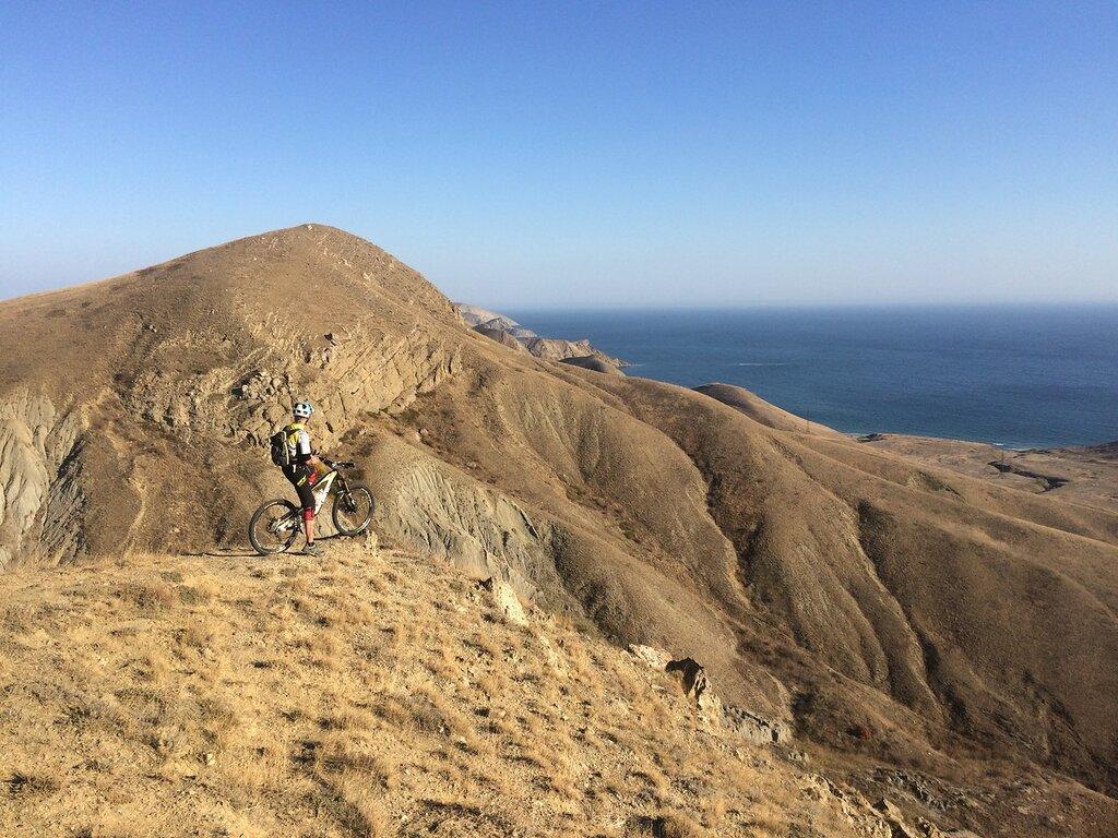Блог компании Триал-Спорт: GT: Крымские хроники. Часть четвертая – Там, где кончаются горы