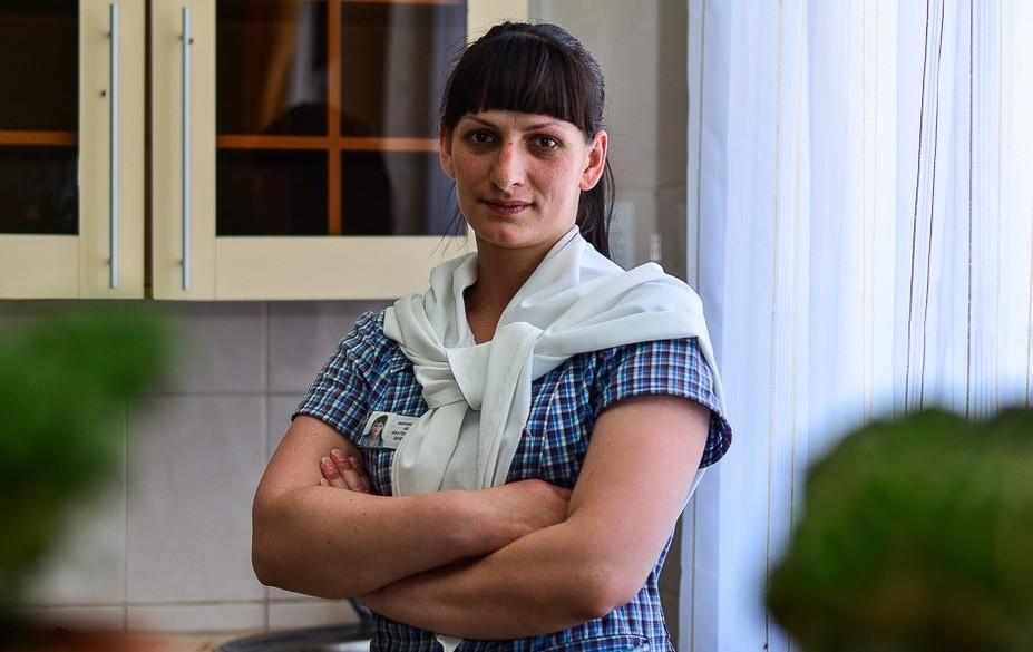Анна, 25 лет. Незаконным оборот наркотиков, срок 8 лет и 1 месяц, отбыла 4 месяца.