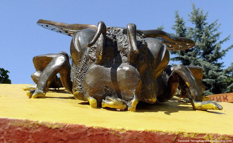 24. Парк Кузьминки. 05.07.10.доп15.Пчела...jpg