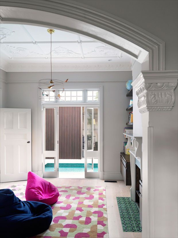 Build a conservatory   This will extend the living space and give you a warm ro