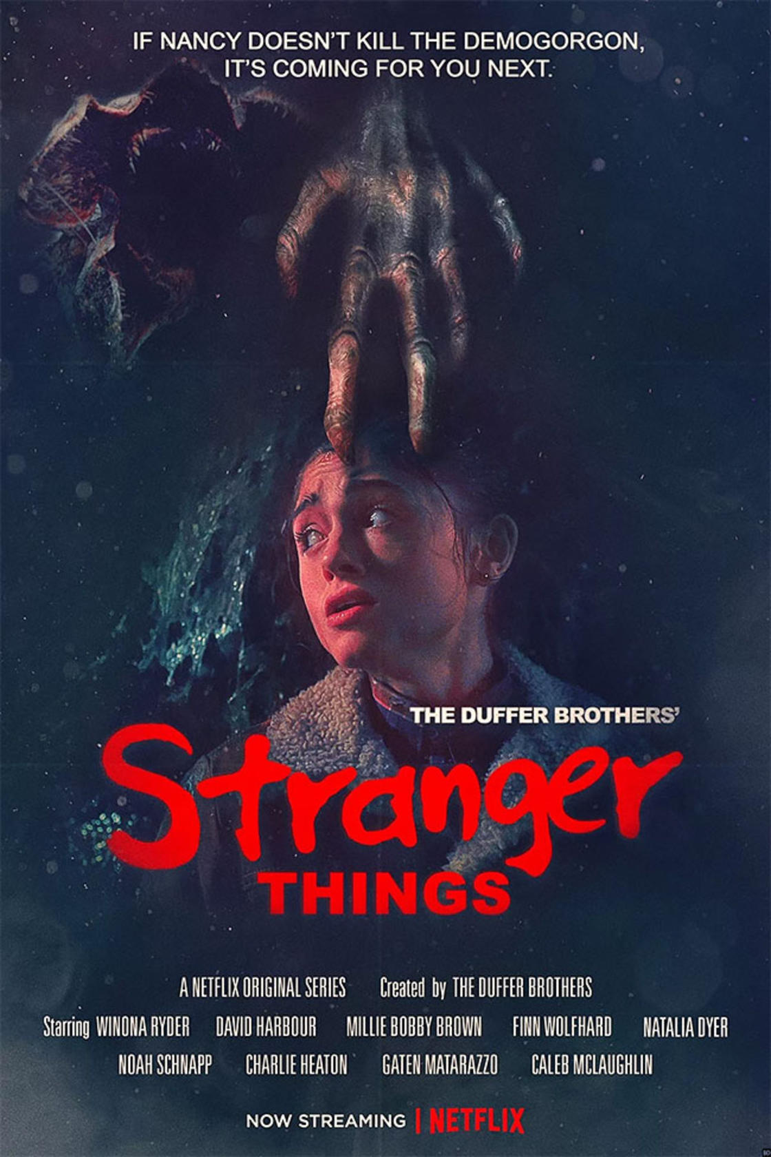 Stranger Things – New posters in tribute to cult movies from the 80s