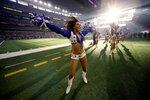 2017 NFL Cheerleaders: Best of Week 9