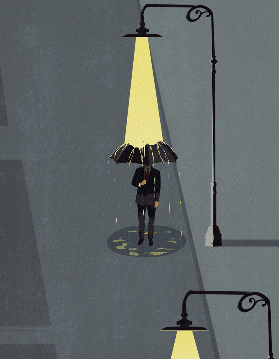 Ilustracoes que revelam narrativas escondidas (8 pics)