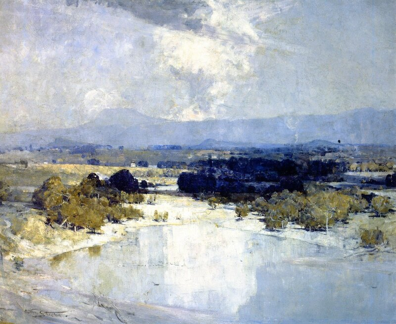 Hawkesbury River.1896
