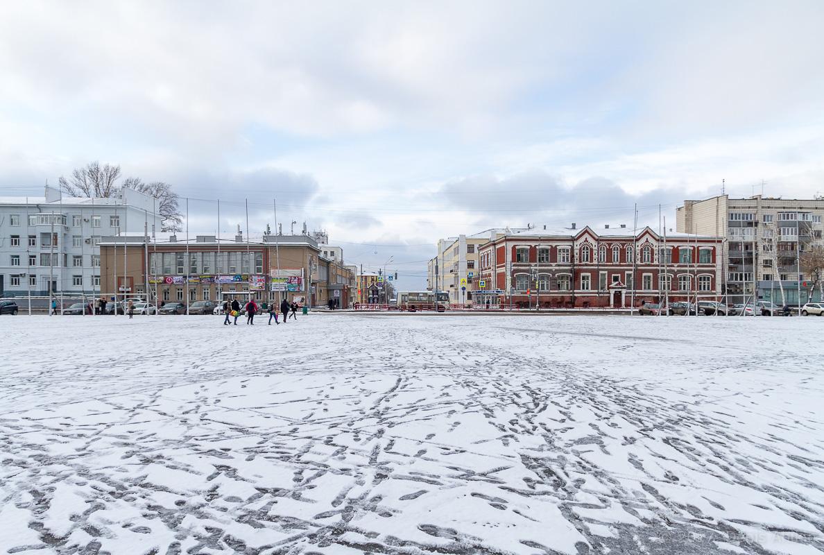 Площадь Куйбышева (Самара) фото 8