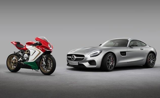 Компания MV Agusta выкупила свои акции у Mercedes AMG