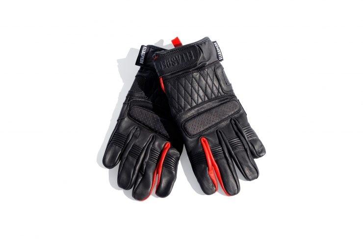 Мотоперчатки Ellaspede