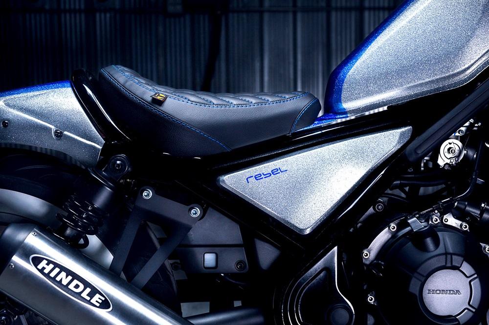 Origin8or: боббер Honda Rebel