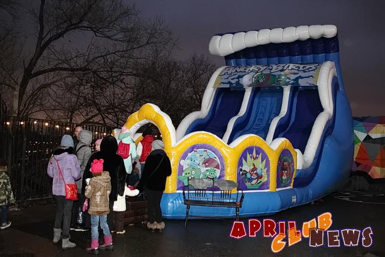 «Деревня Angry Birds»