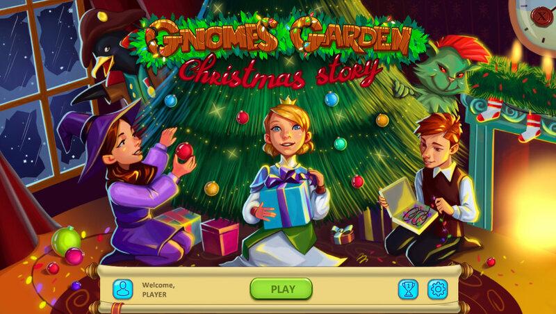 Gnomes Garden 6: Christmas Story