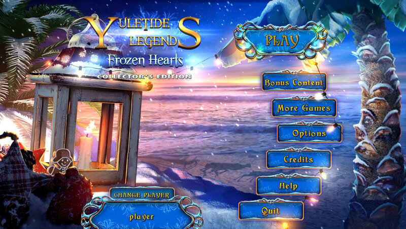 Yuletide Legends 2: Frozen Hearts CE