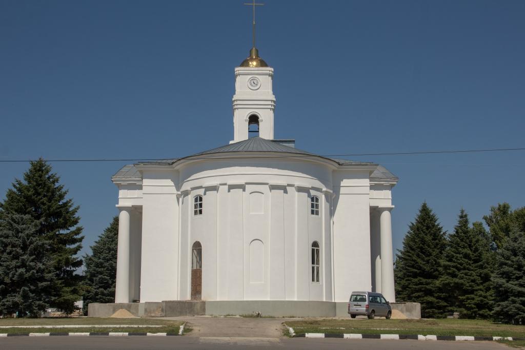 Храмы и церкви Маркса