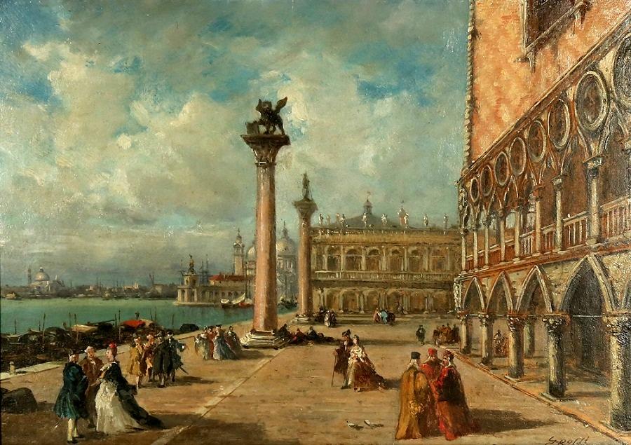 Площадь Св. Марка, Венеция