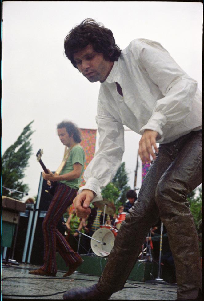 1968. Джим Моррисон