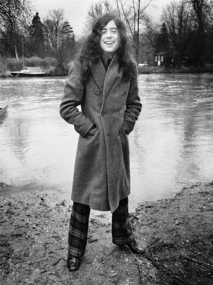 1973. Джимми Пейдж