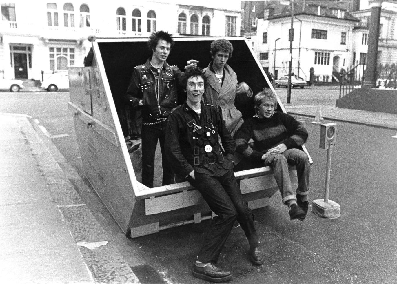 1977. «The Sex Pistols»