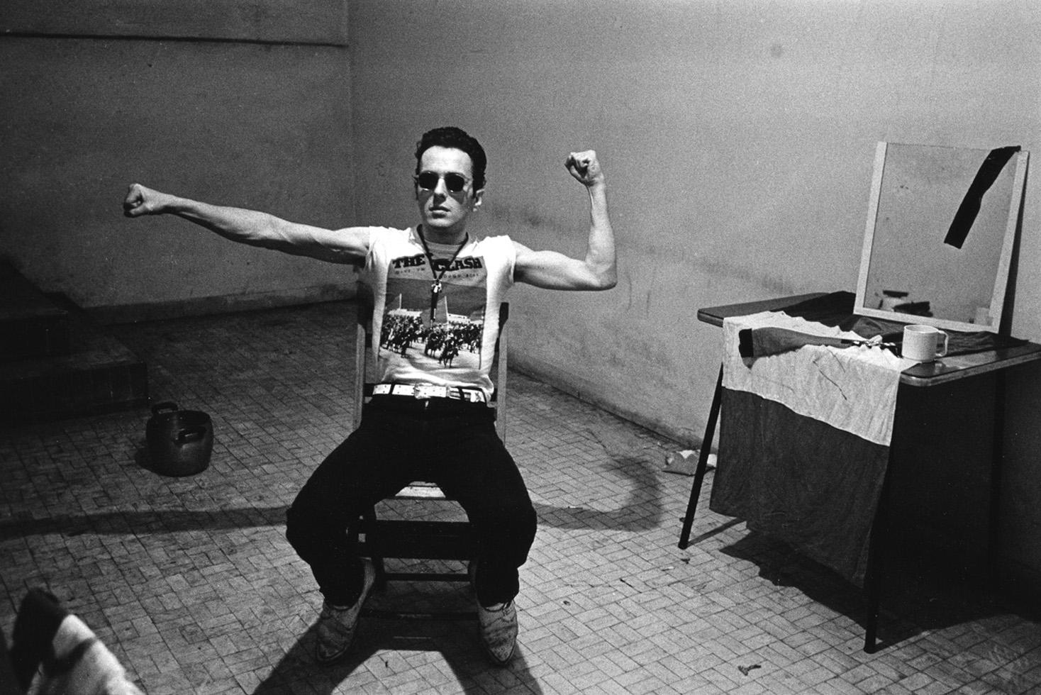 1981. Джо Страммер