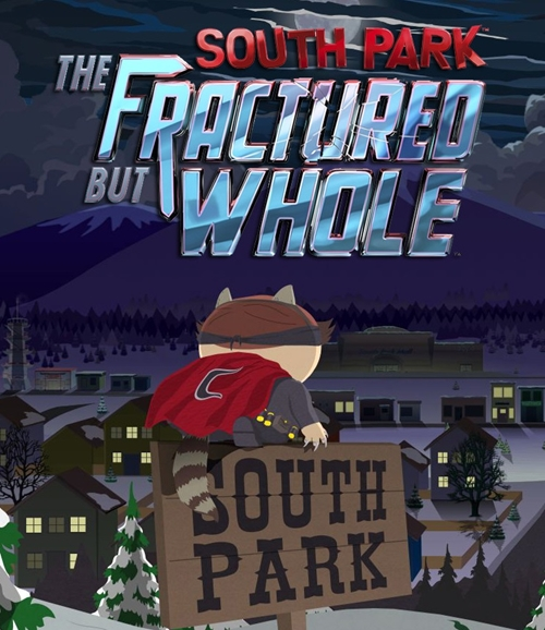 South Park: The Fractured but Whole (2017/RUS/ENG/MULTi9/RePack)