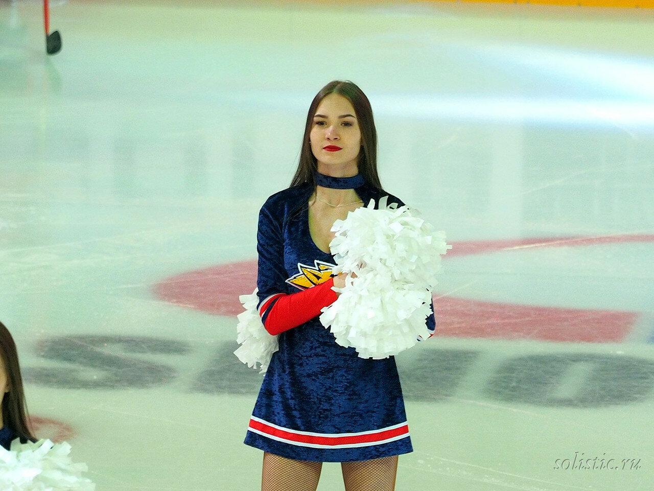 55 Металлург - Локомотив 05.01.2018