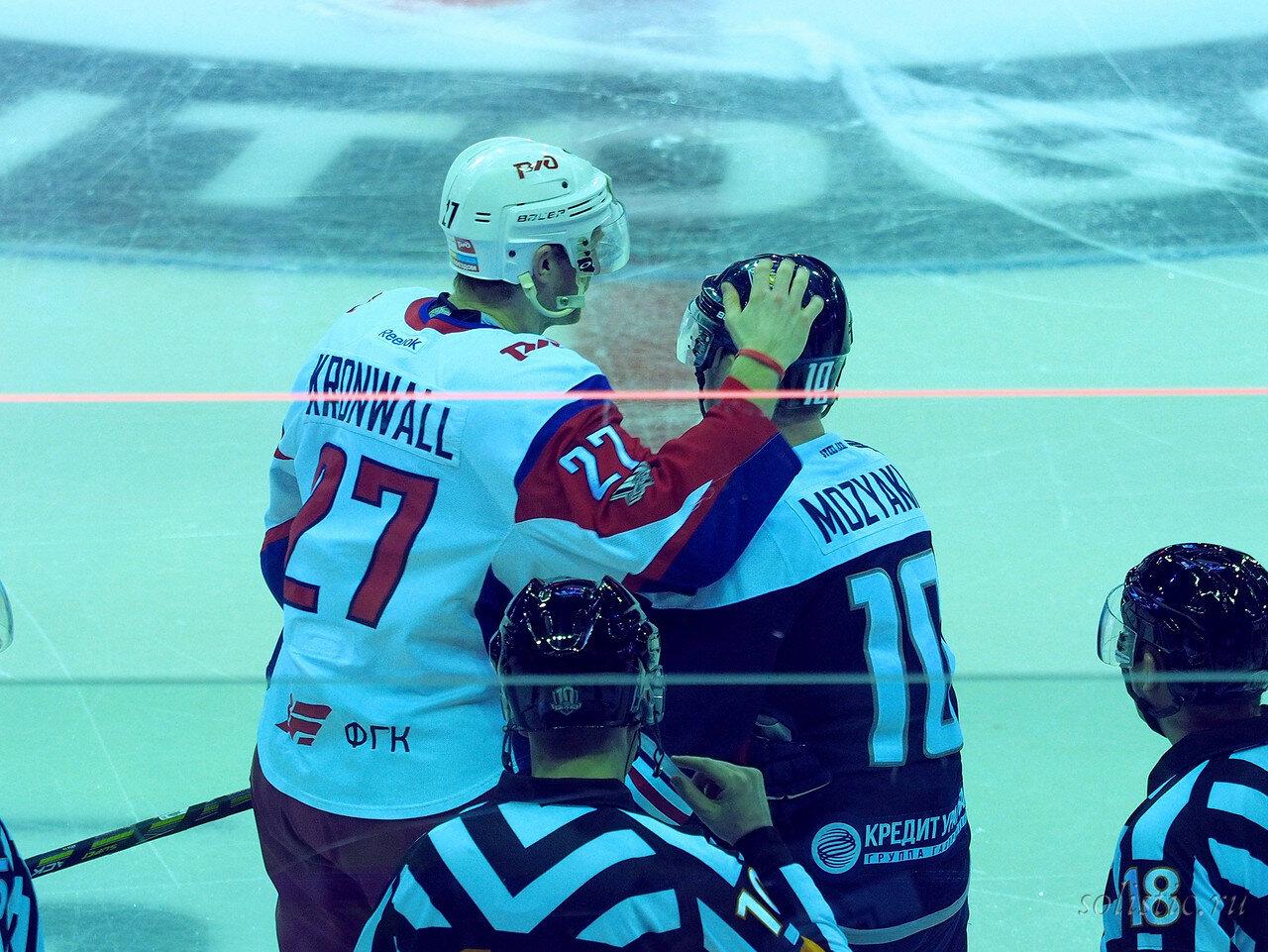 56 Металлург - Локомотив 05.01.2018